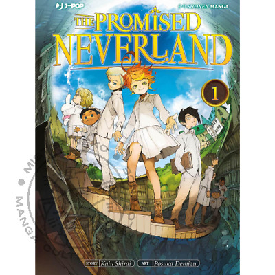 Manga - The Promised Neverland 1 - J-Pop
