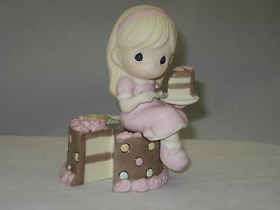 Precious Moments Have Your Cake And Eat It Too (152000) NIB