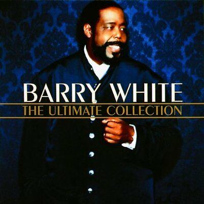 Barry White-The Ultimate Collection   / MERCURY RECORDS CD 2000