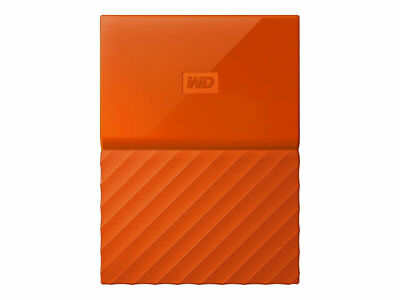 NEW! Western Digital WDBYFT0020BOR-WESN Wd My Passport Wdbyft0020bor Hard Drive