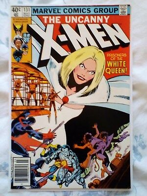 Uncanny X-Men 131 (1980) vs. Emma Frost, 2nd App of Dazzler, Dark Phoenix story