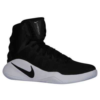 wholesale dealer 476a4 c0d69 Mens Nike Hyperdunk 2016 TB Basketball Shoes Size 9 - 15 Black White 844368  001
