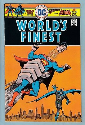 Worlds Finest Comics 235 Vfn 80 Batman Superman Glossy High Grade