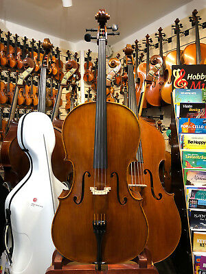 "J. Simon 4/4 ""Meister"" Cello, GUARNERI Mod., Handarbeit aus Siebenbürgen"
