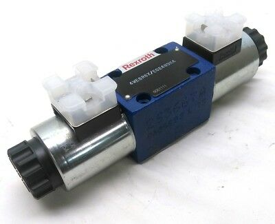 New Rexroth 4WE6R6X/EG24N9K4 Hydraulic Directional Control Valve, 5000psi, 32GPM