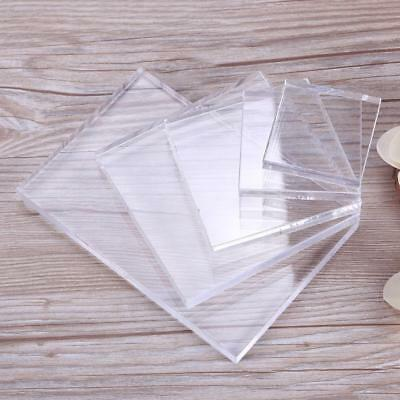 Hot Convenient Clear Acrylic Plate Pottery Sculpture Working Bench Tool KZ