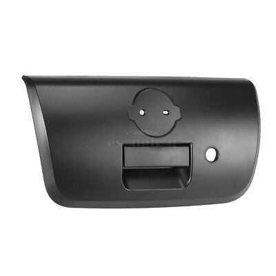 Tailgate Handle For 2001-2004 Nissan Frontier Lever only Black