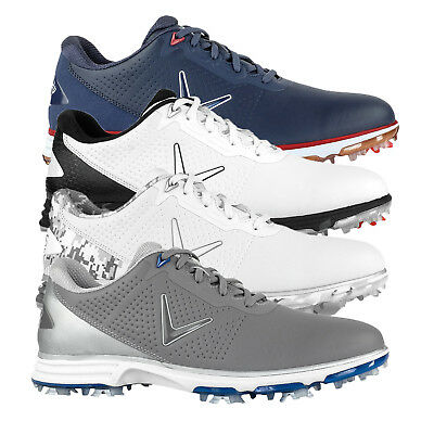 CALLAWAY CORONADO 2018 Mens Spiked Golf Shoes - Choose Size   Color ... f2a27745510
