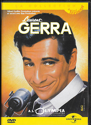 DVD Spectacle Laurent Gerra a L'Olympia 1999 Occasion
