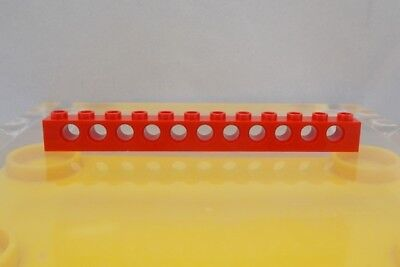 Works with Lego Technic. 4 x 2 studless aluminum construction brick//keychain