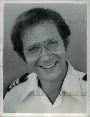 1977 Press Photo Bernie Kopell in The Love Boat - cvp62609