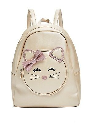 GUESS Factory Kids Kylee Girl's Cat Backpack