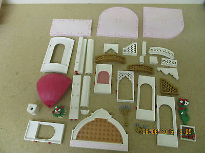 Playmobil Dream Castle 4250 Brace 12 cm Connectors Spare Parts
