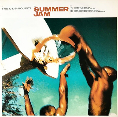 "The U D Project - Summer Jam (12"") (G++/vg-)"