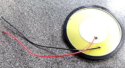 Kingstate KPSG100 Piezo electric transducer speaker disk 30V 622-1584 50mm