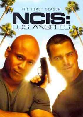NCIS : Los Angeles, Season One ( 6-Disc DVD Set ) , New, Sealed