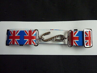 Snake Belts  For Boys/girls/children - Union Jack Pattern- Brand New