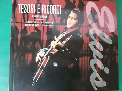 Elvis Presley Tesori E Ricordi Box Libro + Cd Memorabilia No Lp Nuovo Look