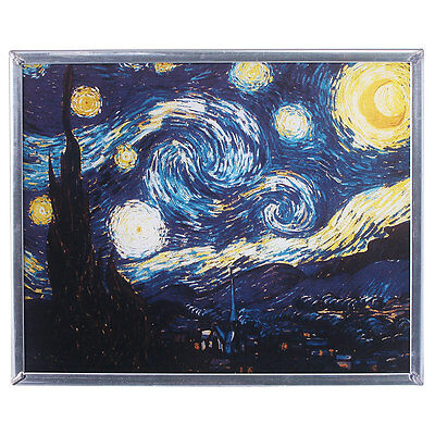 Vincent Van Gogh Suncatcher Stained Glass Window Wall Art Decor Replica