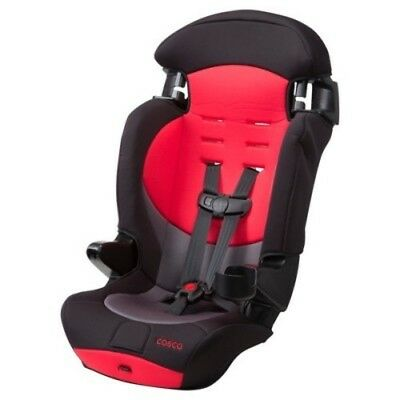 Cosco Finale 2-in-1 DX Booster Car Seat - Cherry Tomato