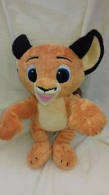 Official Madagascar 2 ALAKAY Soft Toy 30cm gN