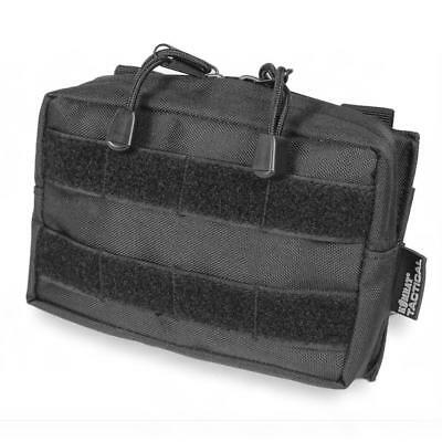 Kombat UK Military Small MOLLE Utility Webbing Pouch - Black