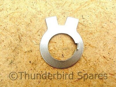 Tab Washer for T/S Mainshaft Nut, all Triumph Twins to 1982, 57-2240