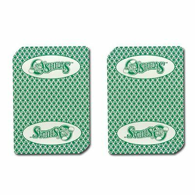 Authentic Cancelled Casino Playing Cards, Really Used at O'Sheas