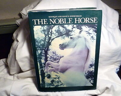 The Noble Horse Huge Book About Horses History Breeds Racing War Equestrian