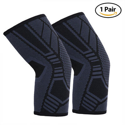 Elbow Compression Sleeve Support Brace Arm Arthritis Pain Relief For Women Men