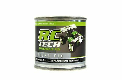 RC TECH FLEXA FIX LEXAN KAROSSERIE KLEBER 100ml # RTC80