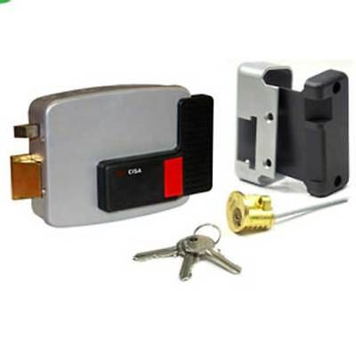 Cisa 11610 Electric Lock LHO (11610-60-4)