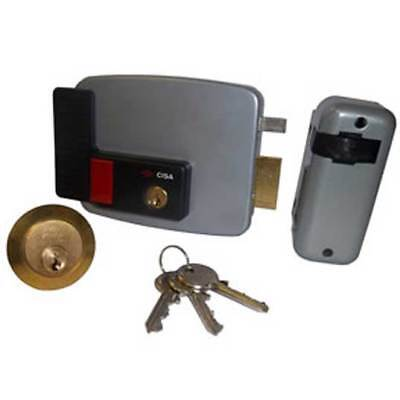 Cisa 11630 Electric Lock RHI (11630-60-1)