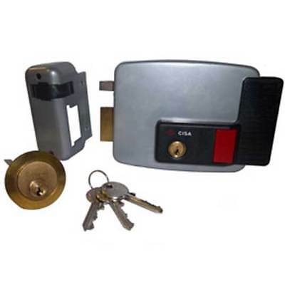 Cisa 11630 Electric Lock LHI (11630-60-2)