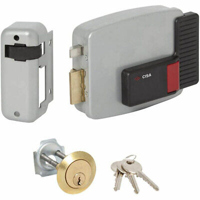 Cisa 11610 Electric Lock LHI (11610-60-2)