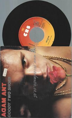 """7""""  Adam And The Ants – Goody Two Shoes"""