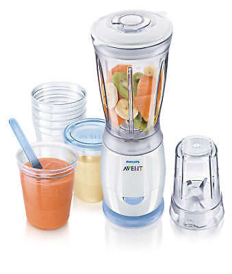 Philips Avent Multiblender & Feeding Set
