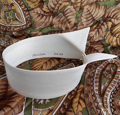 Vintage Stanhope wing collar size 14 3/4 Moss Bros detachable UNUSED 1910s 1920s