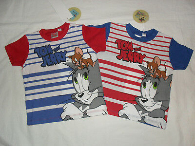 BNWT 1 tom and jerry t-shirt/top.6,12,18 or 24mths.