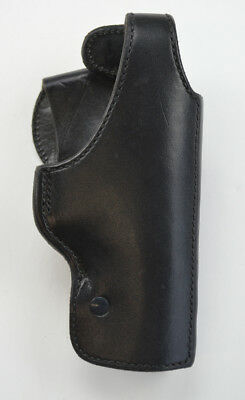 A. E. Nelson Leather 806PL RH Level 2 ret. Duty Holster Sig P220         (454)