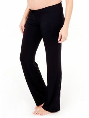 NWOT Ingrid & Isabel Lounge Nursing Sleep Pants Maternity Black XS-L