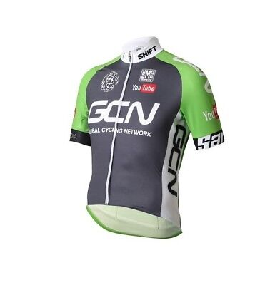 2015 GCN CLASSIC Fit Cycling Jersey - Made in Italy by Santini ... 22910c6bf