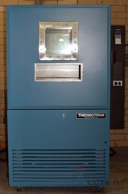 Thermotron SM-16C Environmental Test Chamber, -70C to 177C, 30% to 95% Humidity