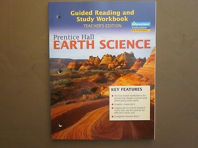 Prentice hall earth science 6th grade 6 guided reading and study prentice hall earth science guided reading study workbook teachers 0131259024 fandeluxe Choice Image