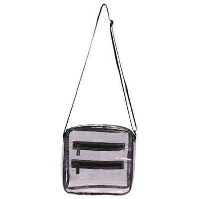 Roberto Amee Clear Cross Body Bag (Case of 50)