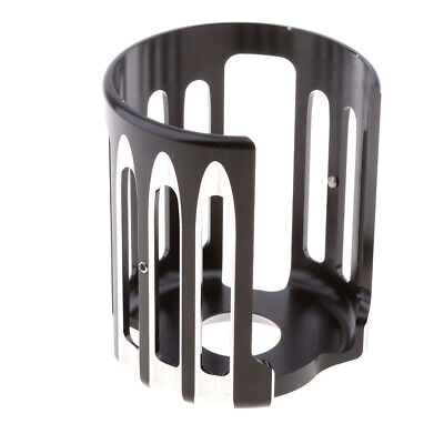 Black CNC Oil Filter Cover for Harley Touring Softail Dyna 1986-14