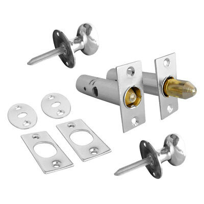 Asec Mortice Door Bolt & Turn Knob PC (AS5042)