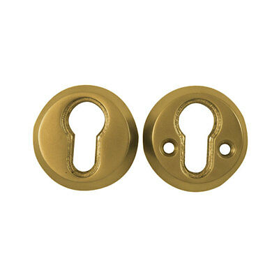 Era Euro High Security Escutcheon PB (263-35ESC)
