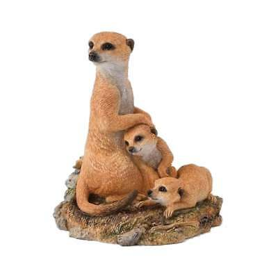Country Artists Natural World Natural World Stay Close Meerkat Figurine CA03080