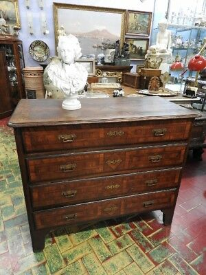 Important Antique Dresser The Dresser 700 Piedmont Inlaid With Star